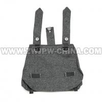Buy cheap GERMAN MILITARY German WW2 Army Bread Bag Woolen Cloth Grey from wholesalers