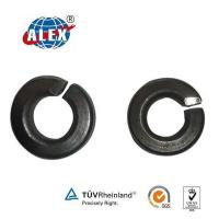 Buy cheap Rail Fastener Railway Coil Spring Washer from wholesalers