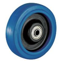 Buy cheap Product Model:A4045 Product Name:Heavy Duty Elastic Rubber wheel caster product