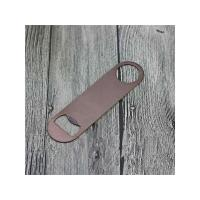 Buy cheap Engrave Blank Copper Plating Stainless Steel Bottle Opener from wholesalers