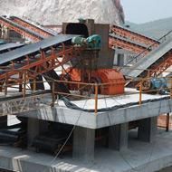 nonmetal small stone crushing plant for sale