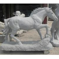 Buy cheap Statue & Sculpture Granite Horse Sculpture from wholesalers