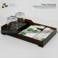 Buy cheap Amenities Acrylic Hotel Room Service Trays from wholesalers
