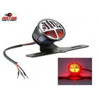 Buy cheap Motorcycle Round Vintage Cafe Racer Rear Tail Light Assembly from wholesalers