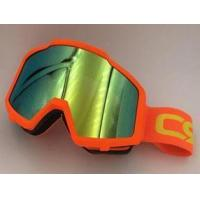 Buy cheap Mirrors Motorcycle Goggles with Tear Off and Dust Proof from wholesalers