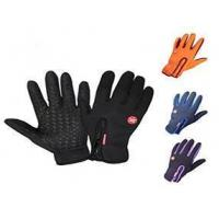 Buy cheap Winter Wind-proof Warm-keeping Sports Touch Screen All Refers to the Motorcycle Riding Gloves from wholesalers