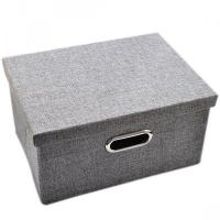 Buy cheap Canvas Storage Basket from wholesalers