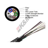 Outdoor GYFTY SM Non-Metal 2-84 fiber Optic Cable