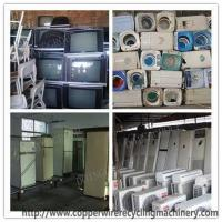 Buy cheap Electronic waste recycling disposal plant from wholesalers