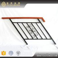 Buy cheap Factory direct wholesale iron railing for wrought iron stair railing from wholesalers