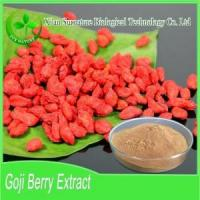Buy cheap Plant Extract: Goji Berry Extract from wholesalers