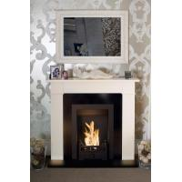Buy cheap Freestanding Fireplaces Carrington Cream Traditional Bio Ethanol Fireplace from wholesalers