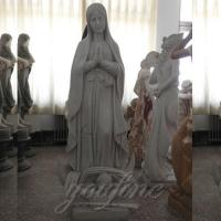 Buy cheap Marble Altar Famous Design Blessed Virgin Mary Outdoor Statue for Sale from wholesalers