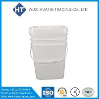 Buy cheap 6 Gallon Plastic Bucket Container from wholesalers