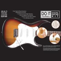 Buy cheap AXL BS-DIY Do It Yourself Strat Style Electric Guitar Build Kit from wholesalers