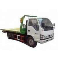 Buy cheap Rollback Transport Severely Damaged Vehicles Wrecker from wholesalers