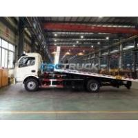 Buy cheap Tow Rating 16 Ton Wrecker Rollback Tow Truck from wholesalers