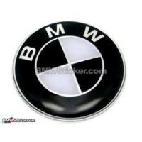 Buy cheap BMW Wheel Center Caps Black 55mm from wholesalers