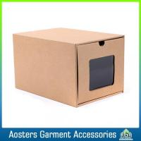 Buy cheap Cardboard Luxury Shoe Box Tissue Paper for Sale from wholesalers