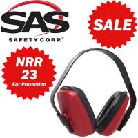 Buy cheap Standard Earmuff Hearing Protection - NRR 23 - SAS Safety from wholesalers