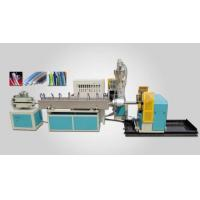 Buy cheap PVC Steel Wire Reinforced Hose Pipe Extrusion Machinery from wholesalers
