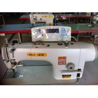 Buy cheap Automatic thread of computerized high-speed lock-stitch sewing machine FS-9000 D from wholesalers