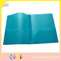Buy cheap 3 Prong Pocket Plastic File Folder from wholesalers