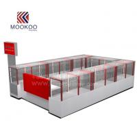 Buy cheap Mobile Phone Kiosk Design from wholesalers