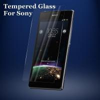 Buy cheap Tempered glass Sony Xperia Z4 screen protector from wholesalers