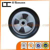 Buy cheap Rubber Wheels 200 50 Folding Cart Wheel from wholesalers