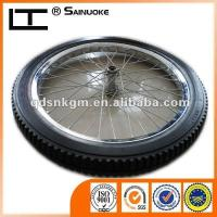 Buy cheap Rubber Wheels 20x2.125 Puncturer Proof Bicycle Tire from wholesalers