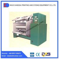Buy cheap Normal Temperature Normal Pressure Jigger Dyeing Machine from wholesalers