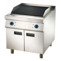 Buy cheap Stainless Steel Electric Griddle or Lava Rock BBQ Grill with Cabinet from wholesalers