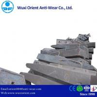 Martensitic Cr Mo Alloy Steel Cement Mill Flat Plate