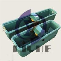 Buy cheap plastic cattle water and grass trough by roto moulded from wholesalers