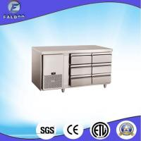 Buy cheap Refrigeration Equipment Refrigerated Counter With 6 Drawers from wholesalers