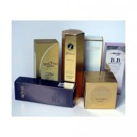 Buy cheap Gift packaging box Cosmetic box colorful cosmetic box from wholesalers
