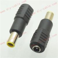 Buy cheap 3pcs DC Power 4.8x1.7mm Male Plug to 5.5x2.1mm Female Jack Adapter Connector from wholesalers