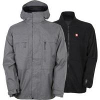686 Men's Authentic Smarty Form 3 in 1 Jacket