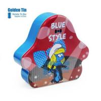 Buy cheap New House-shaped Gift Tin Container from wholesalers