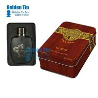 Buy cheap Promotional Gift Packagint Tin can Tin Box from goldentinbox from wholesalers