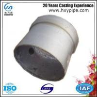 Buy cheap DI Pipe Irrigation Use Socket Spigot Tee Flanged Branch from wholesalers