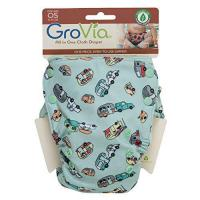 Buy cheap GroVia All In One Cloth Diaper  Adventure  One Size  Snap from wholesalers