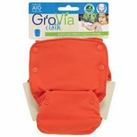 Buy cheap GroVia All in One Cloth Diaper  Snap  Persimmon  One Size from wholesalers