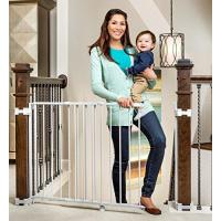 Buy cheap Baby Regalo Top Of Stairs Expandable Metal Gate, With Mounting Kit from wholesalers