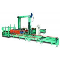 Buy cheap Low Level Palletizer Machine PAT from wholesalers