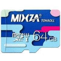 Buy cheap Cell Phones MIXZA 64GB Class 10 Micro SDHC UHS-I up to 80MB/S Flash Memory Card from wholesalers