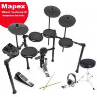 Buy cheap Alesis Nitro Electronic Digital Drum Kit With Upgrade Pack DM6 Replacement from wholesalers