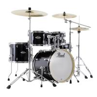 Buy cheap Pearl Export 18 Compact Drum Kit w/ Sabian SBR Cymbals, Jet Black EXX785BR/C31 from wholesalers
