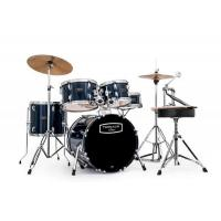China Mapex Tornado 3 Beginner Compact Drum Kit Royal Blue TND5844FTC-YB Ideal For Kids on sale